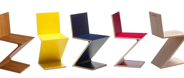 Silla zig zag arinni estudio for Silla zig zag planos