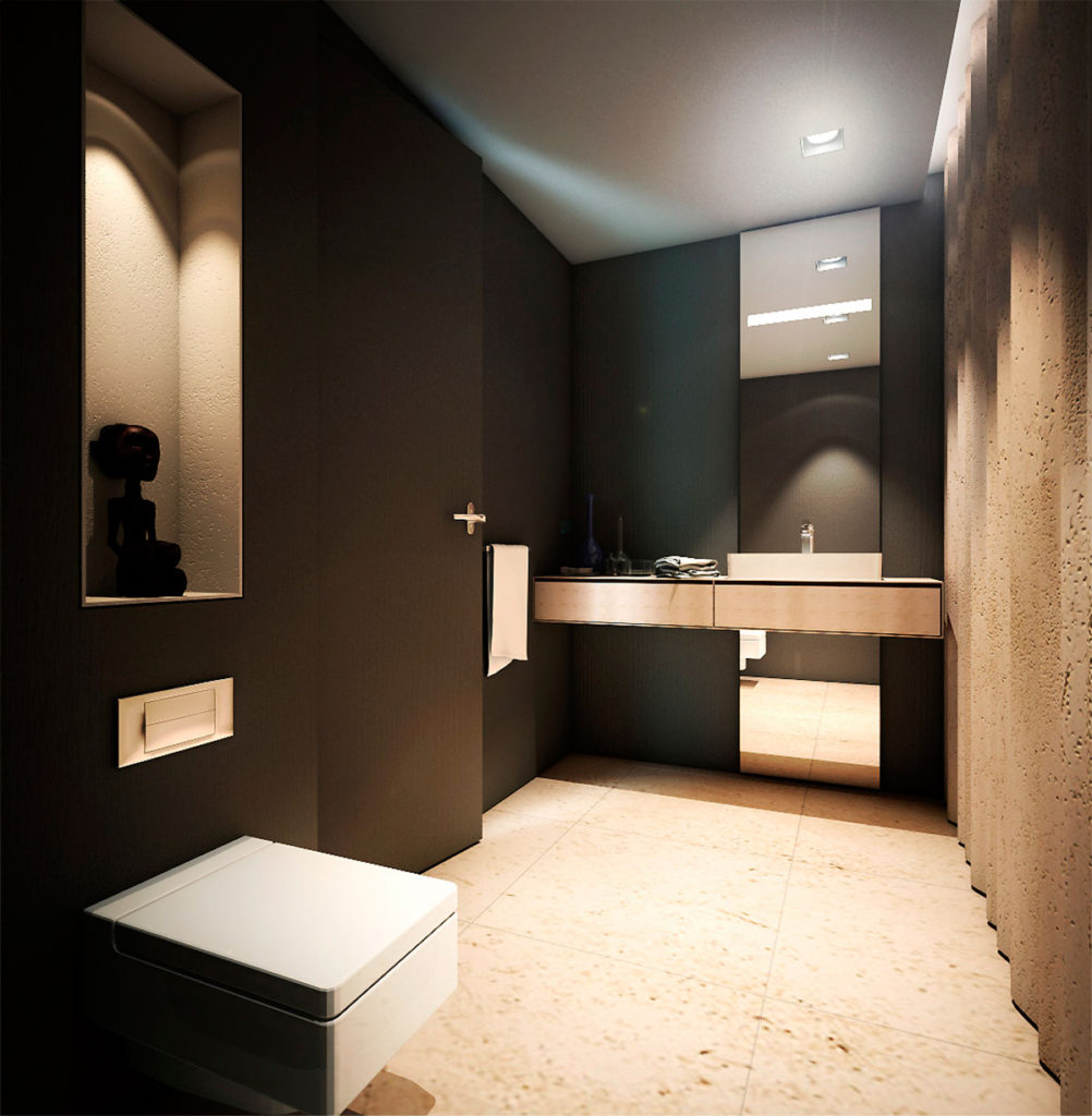 Dise o de interiores en villaviciosa de od n estudio arinni for Gimnasio villaviciosa de odon