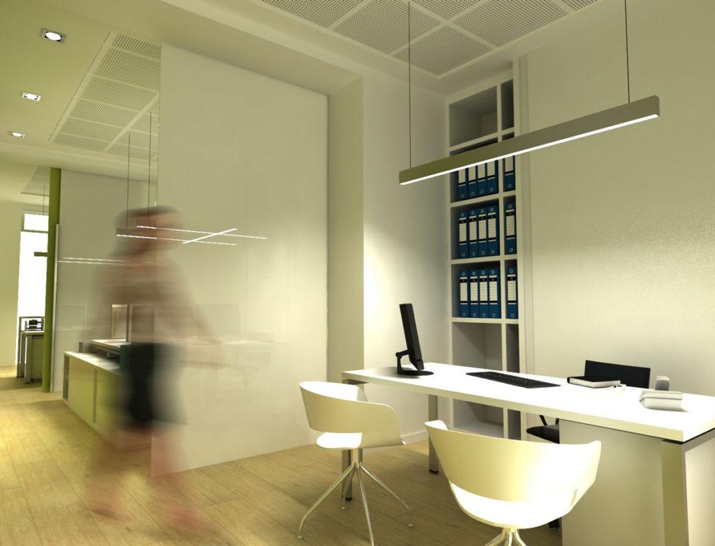 dise o de interiores para oficina en alicante arinni estudio
