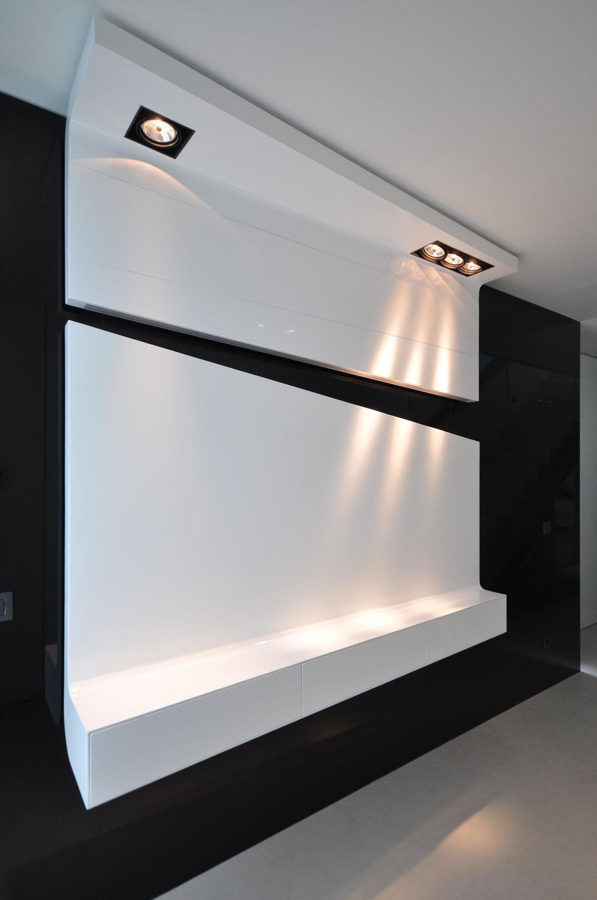 Muebles de estudio modernos un estudio de diseo picture - Mueble recibidor moderno ...