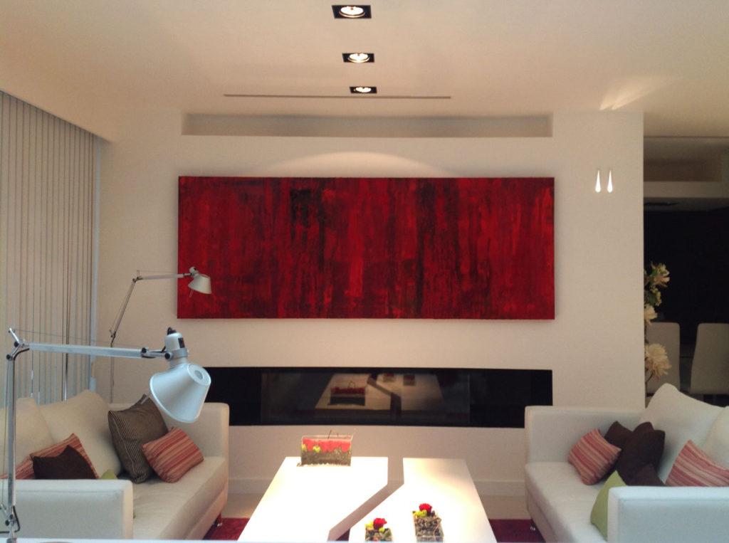 Dise o de interiores en boadilla del monte arinni estudio - Estudios de diseno de interiores ...