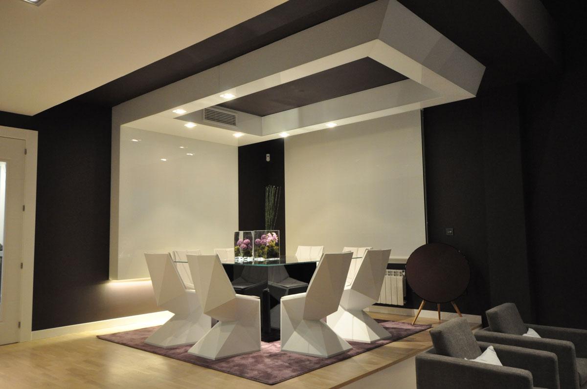 Dise o de comedores por estudio arinni estudio arinni - Diseno de salon comedor ...