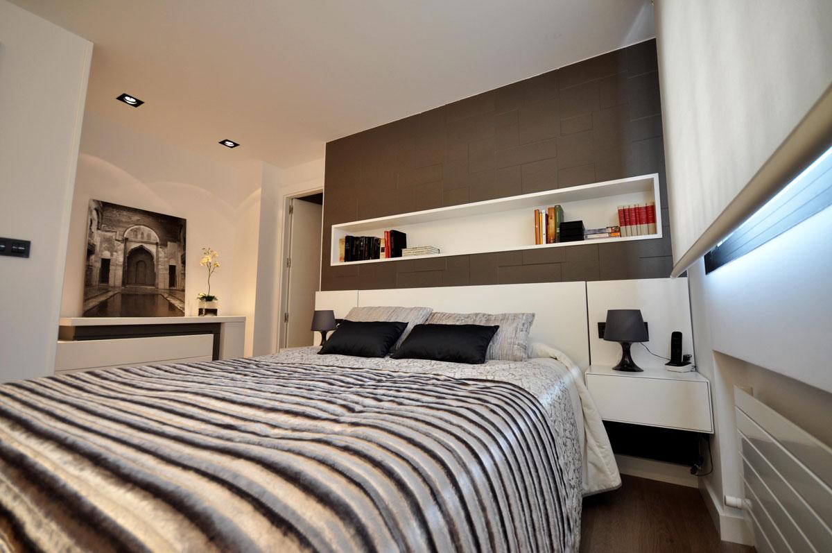 Dise o dormitorio principal estudio arinni - Diseno dormitorio ...