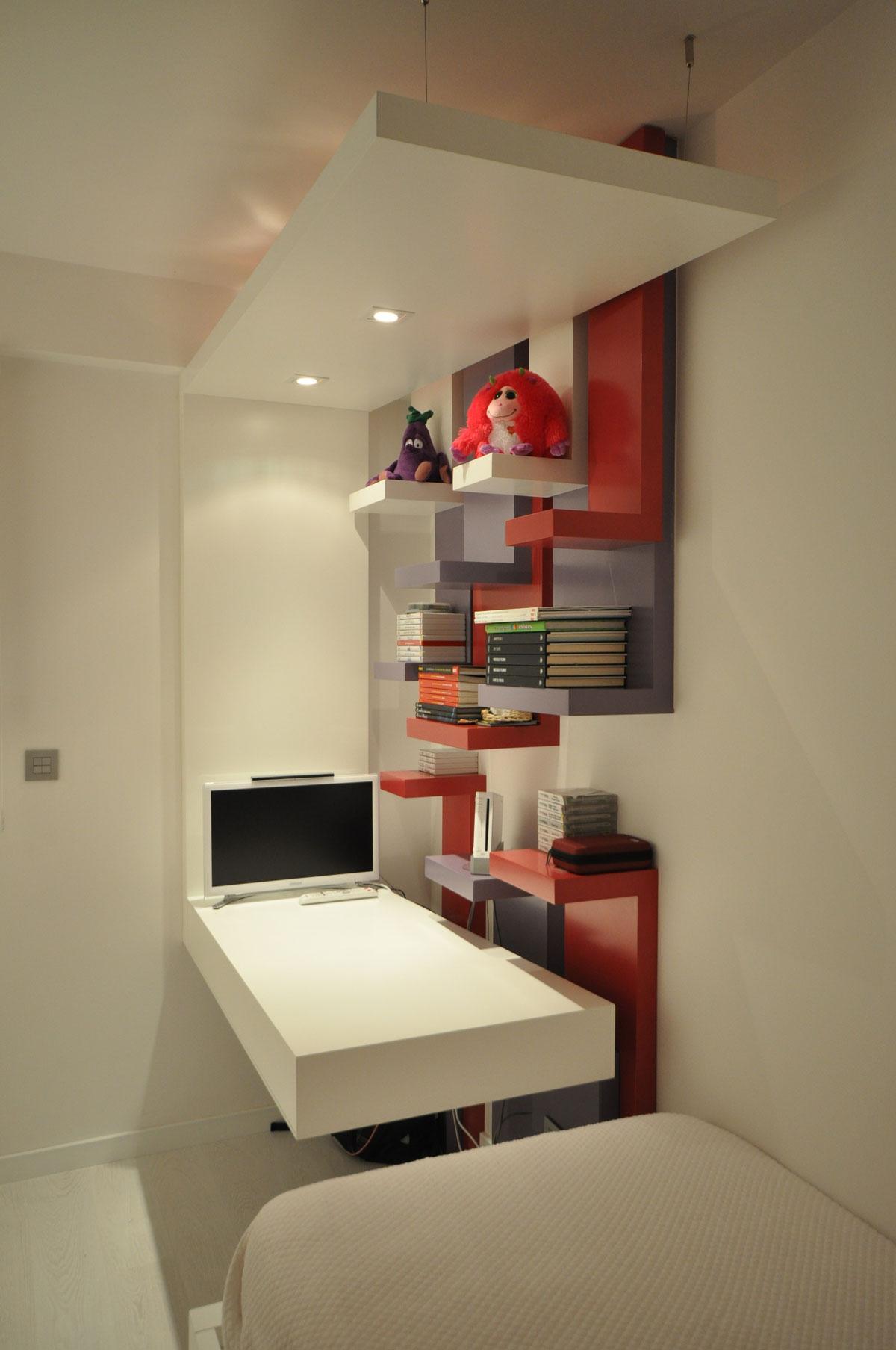 Dise o de dormitorios juveniles estudio arinni - Diseno de dormitorios juveniles ...