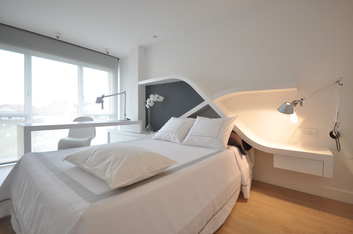 Dise o de dormitorios juveniles estudio arinni - Dormitorios juveniles modernos de diseno ...
