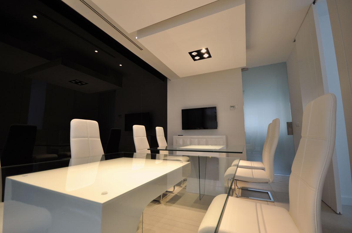 Dise o de interiores en boadilla del monte estudio arinni - Estudio de interiores ...
