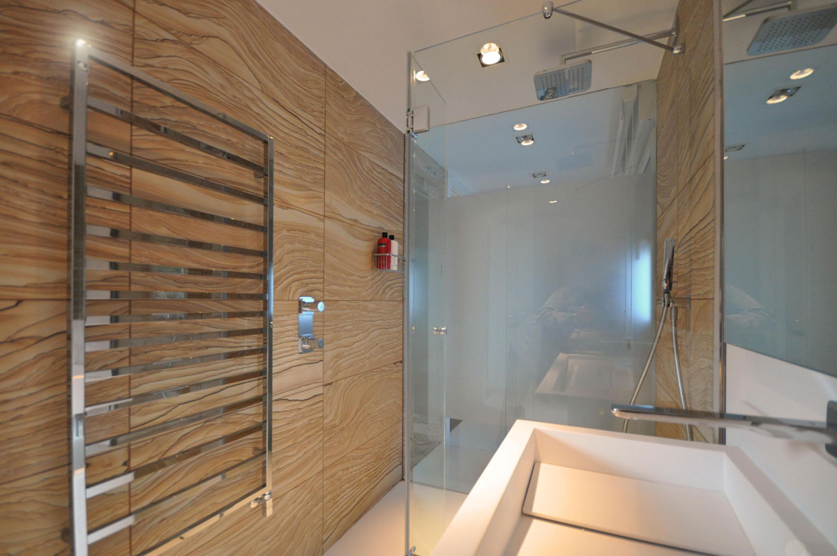 Diseno De Baños Residenciales:Diseño de baños Estudio Arinni /Estudio Arinni