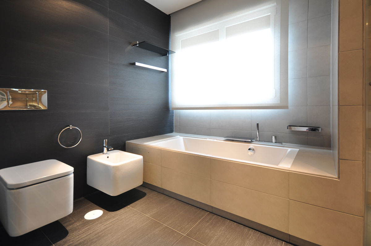 Diseno De Baños Funcionales:Diseño de baños con acabados sencillos e instalaciones funcionales