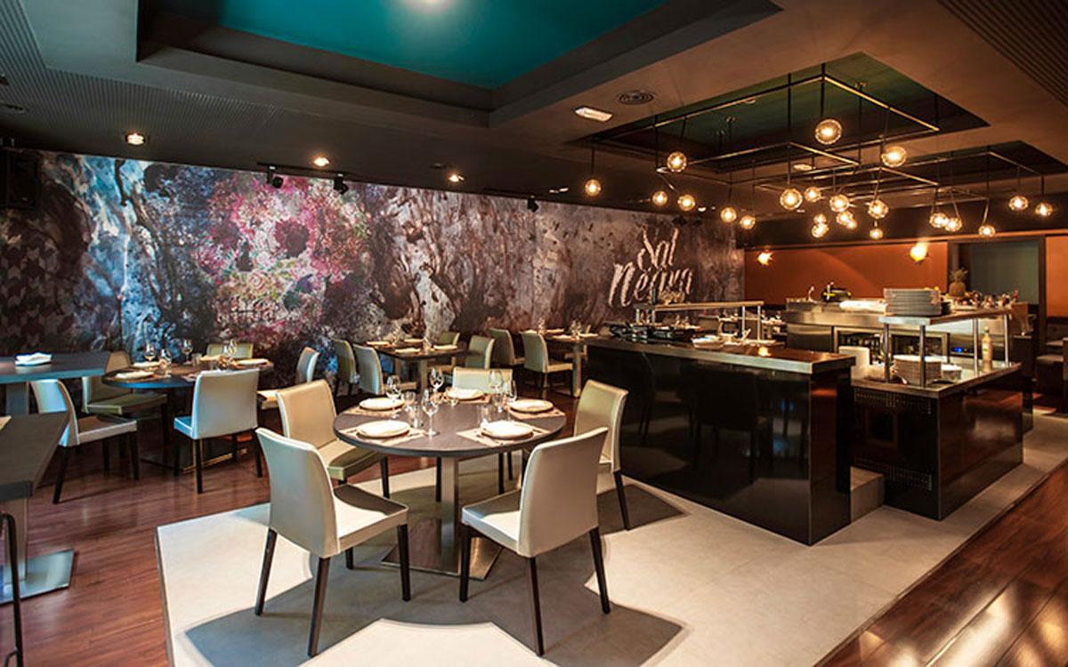 Dise o de restaurante en madrid por env s estudio proyectos arinni - Estudio diseno madrid ...
