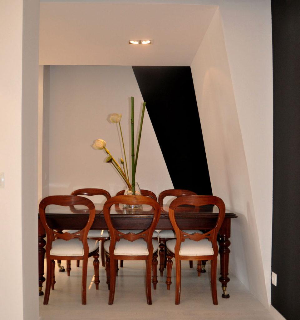 Interiorismo en madrid vivienda en aravaca arinni estudio - Interiorismo madrid ...