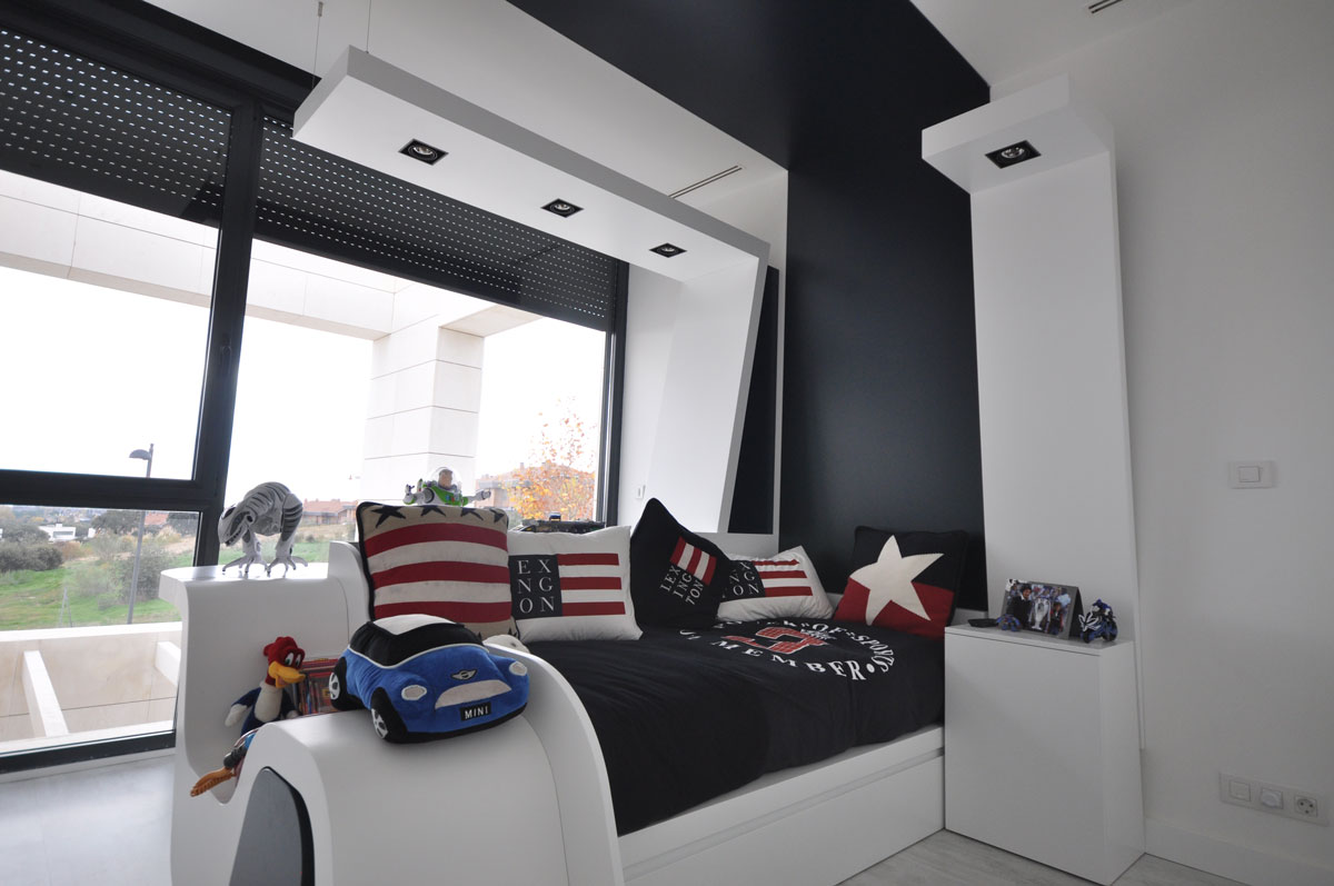 Diseno De Dormitorios Juveniles Estudio Arinni - Diseo-dormitorios-juveniles