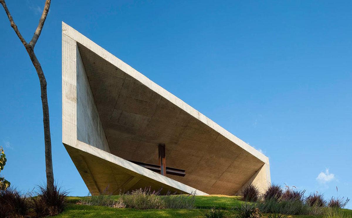 Capilla de dise o de emc arquitectura el salvador estudio - Arquitectura de diseno ...