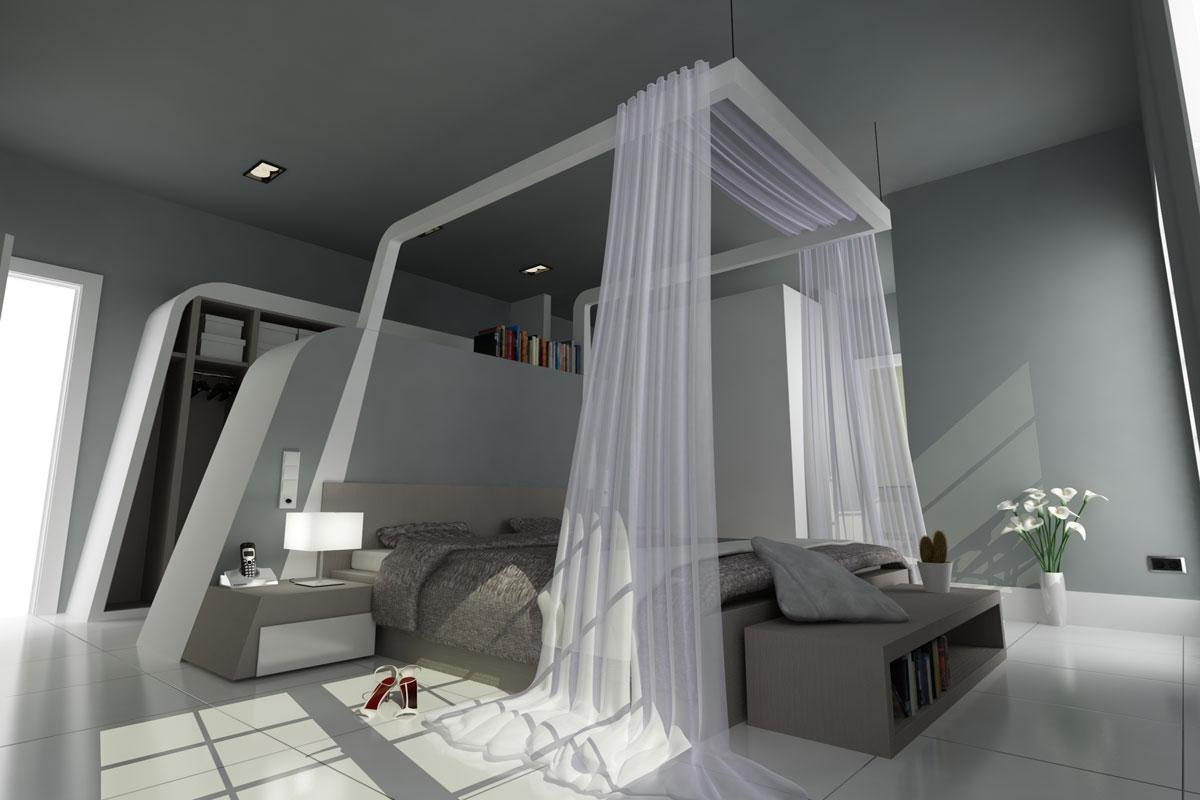 Diseño de vivienda en