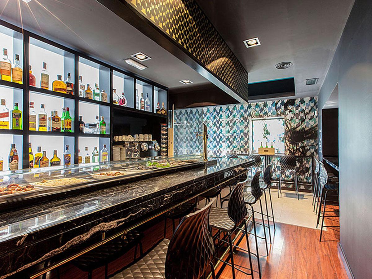 Dise o de restaurante en madrid por env s estudio proyectos arinni - Clorofila digital madrid ...