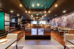 diseño de restaurante en Madrid