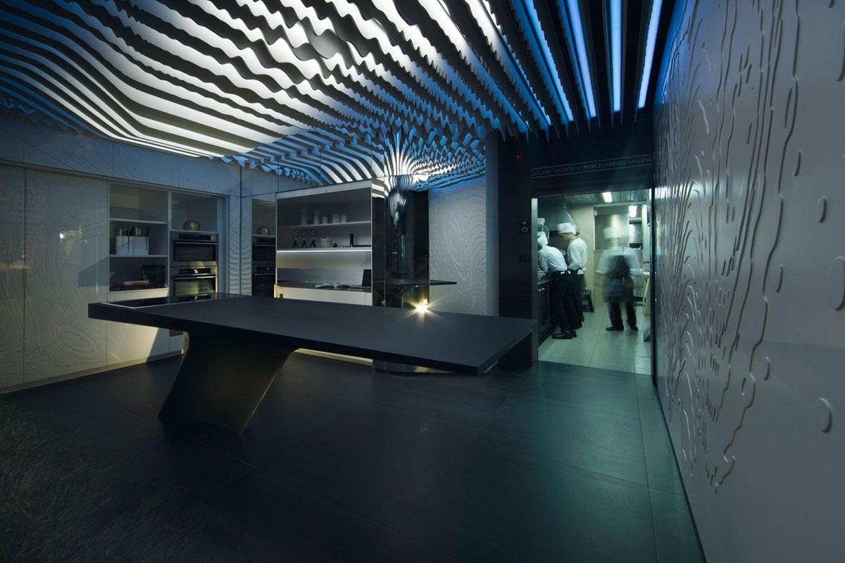 diseño de restaurante en Denia
