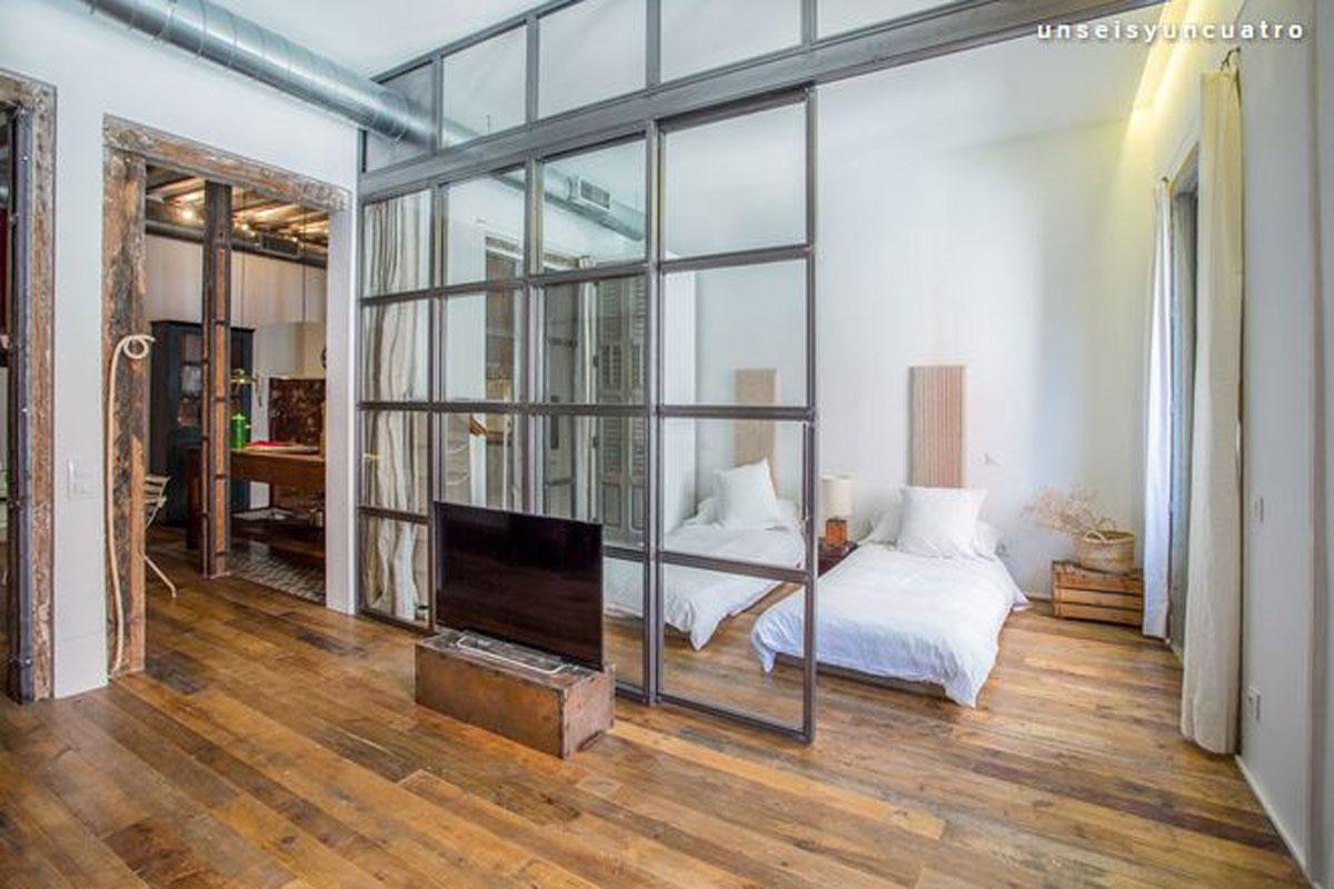 9 ideas para la separaci n de ambientes proyectos arinni for Ambientes interiores de casas