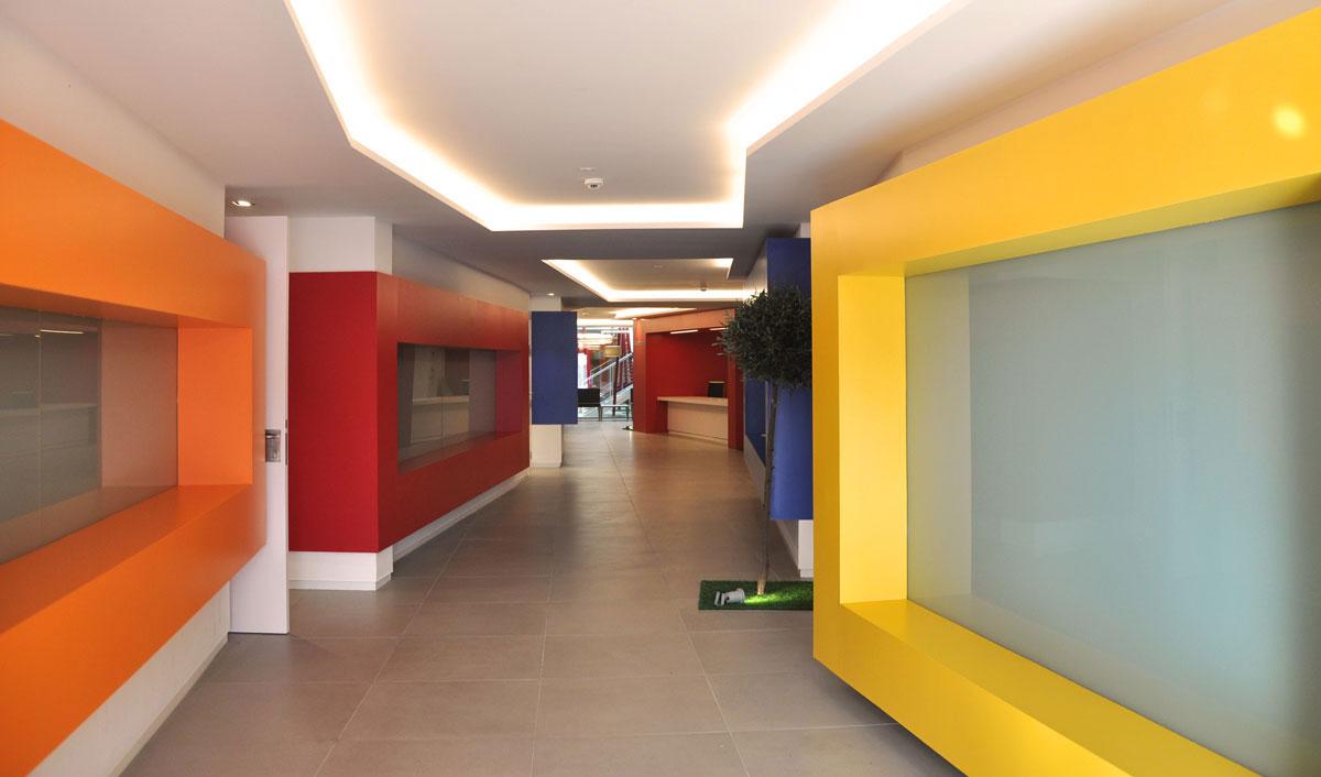 Dise o de interiores en legan s proyectos arinni - Proyecto de diseno de interiores ...