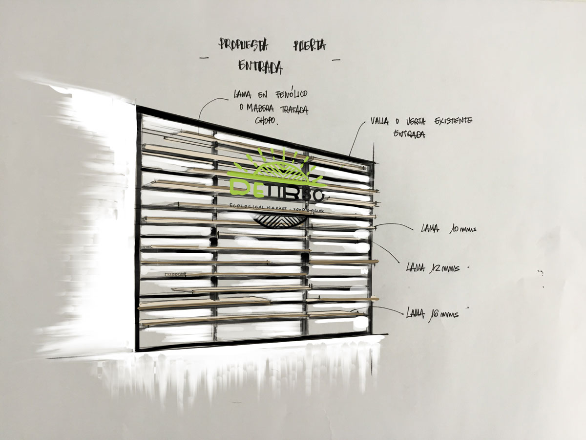 Dise o de mercado ecol gico en madrid proyectos arinni - Diseno de producto madrid ...