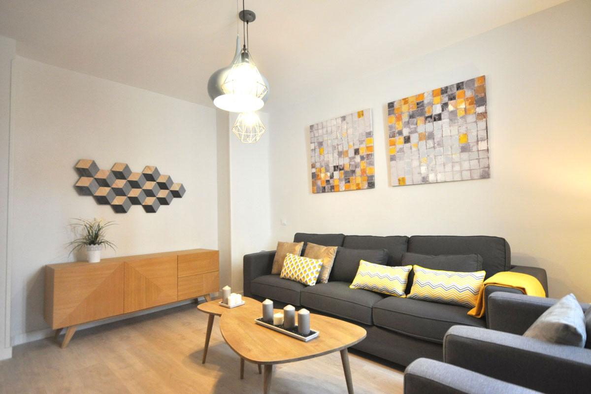 Reforma en el centro de madrid estudio arinni proyectos - Reforma de pisos en madrid ...