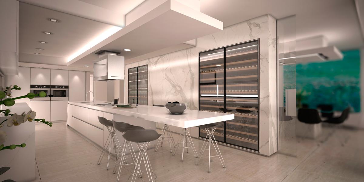 diseño de interior en Arganda del Rey