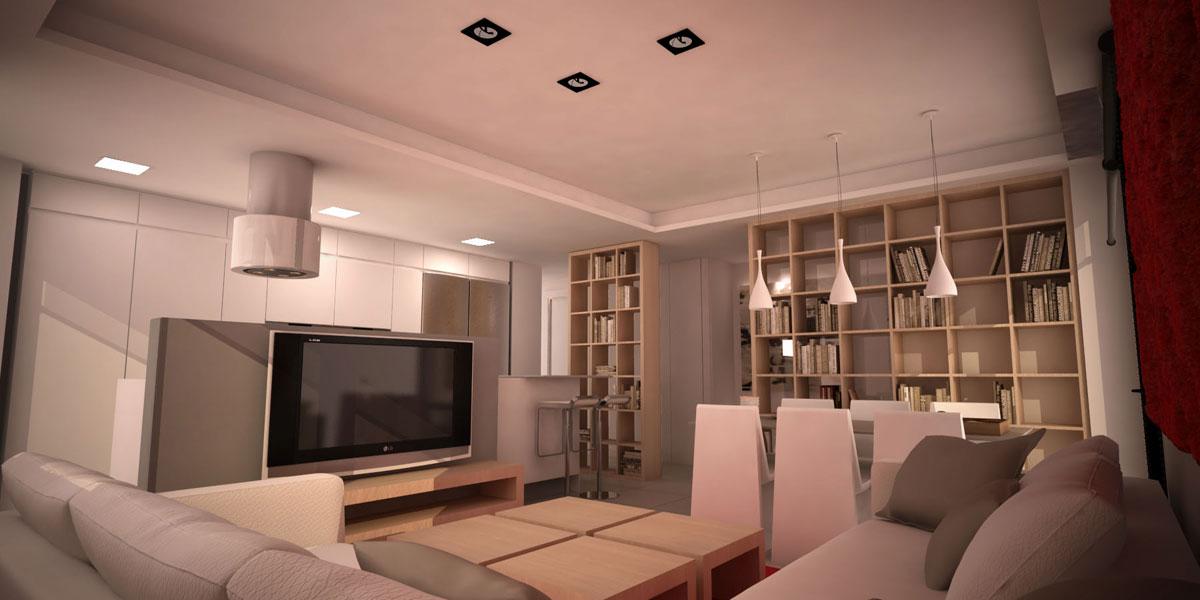diseño interior en Fuenlabrada