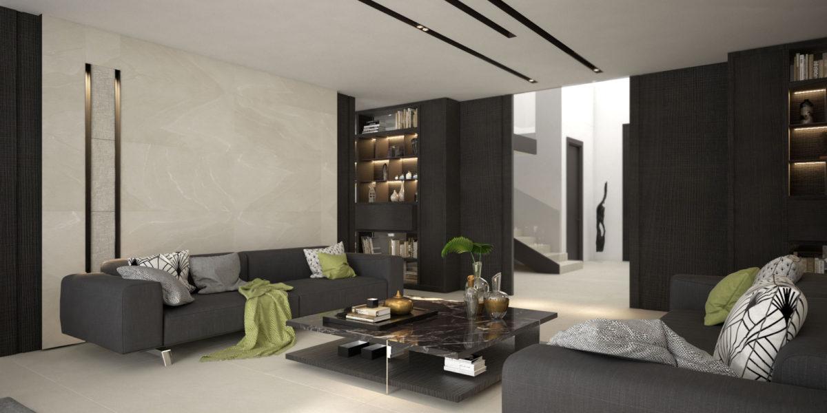 Interiorismo en viviendas de lujo en Madrid