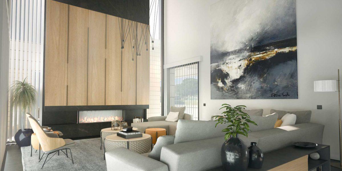 Diseño de viviendas de lujo en Madrid