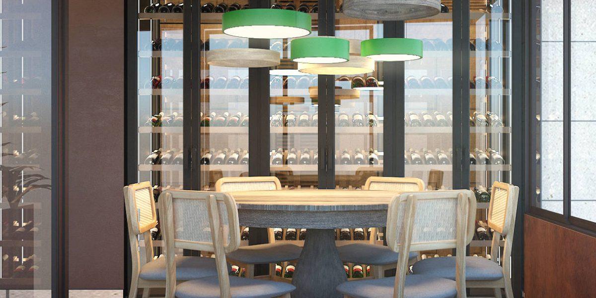 Diseño de Restaurante en Cantabria