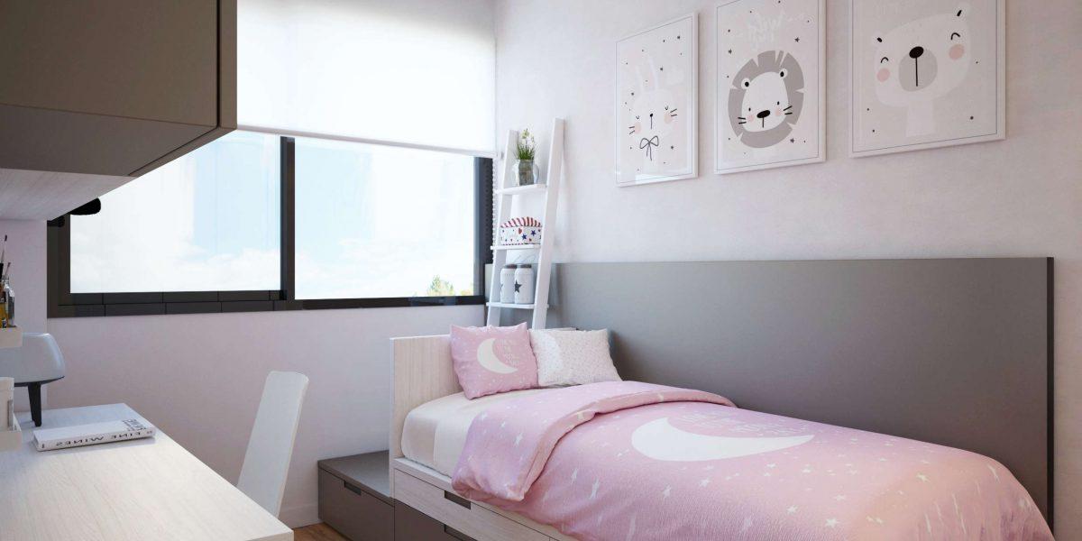 6 Habitación niña